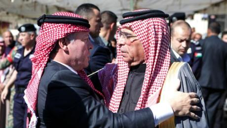 JORDAN-SYRIA-IRAQ-CONFLICT-IS-KING ABDULLAH